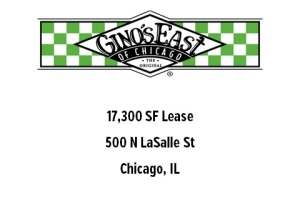 Ginos East