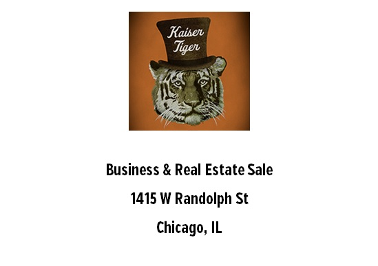 Business & Real Estate Sale