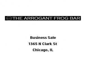 The Arrogant Frog Bar - Tombstone