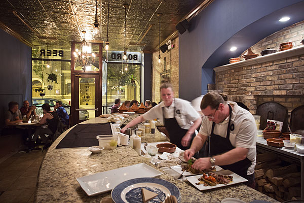Dusek's Chef Brings Southern-style Cafeteria Dining To Fulton Market