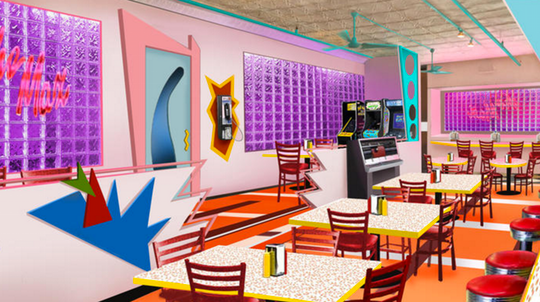 There's a Saved By The Bell Pop-Up Restaurant Coming to Chicago