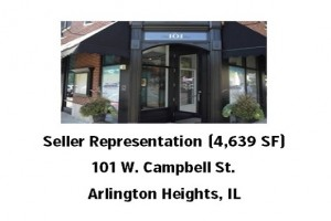 101 W Campbell - Deal