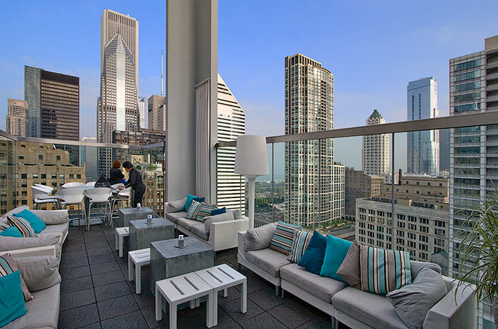 POLL: Chicago's Best Rooftop Bar?
