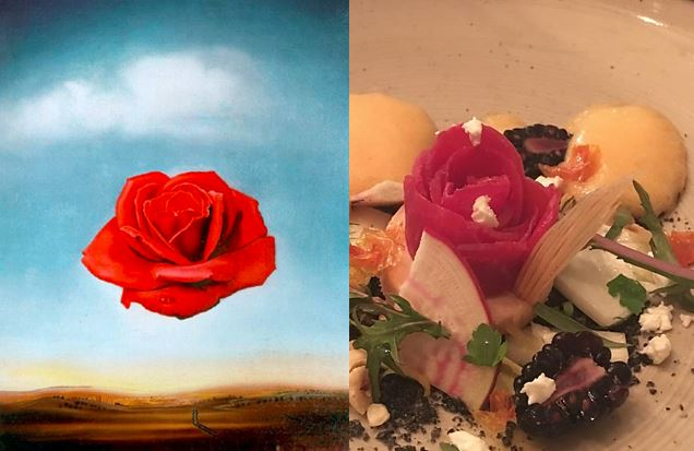 This Chicago Restaurant's Inspiration by Salvador Dalí Paintings Will BLOW YOUR MIND