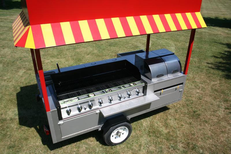 Love Hot Dog Carts? You May See A Lot More Of Them This Summer
