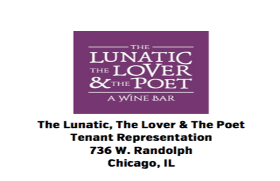 The Lunatic, The Lover & The Poet