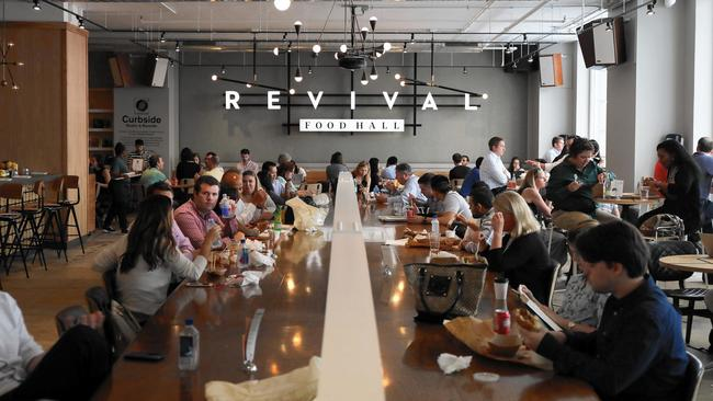 The Modern Food Court: Food Halls Set To Grow Sharply In Chicago