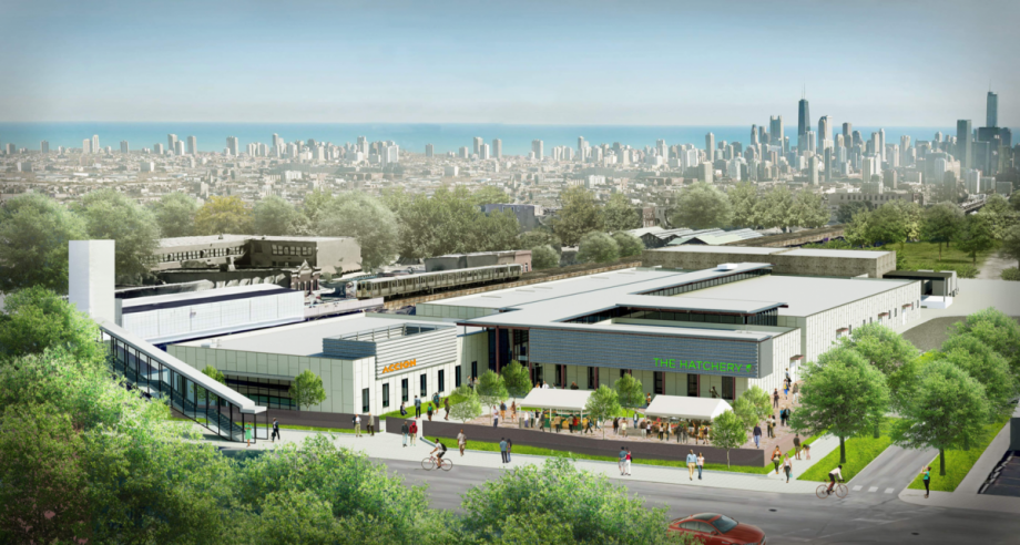 Chicago Kitchen Incubator Will Be Much More Than A Place To Cook