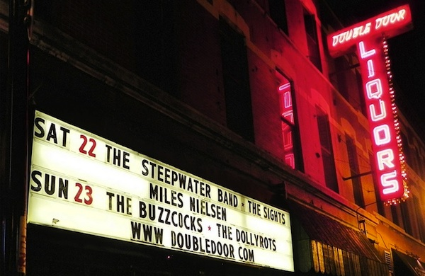 Zoning Committee Down-Zones Double Door Over Owner's Objections