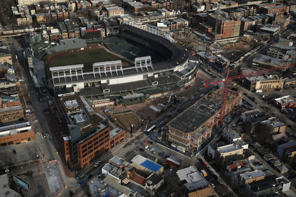 Wrigley Deal: Bars, Rooftops Get Home-Run Breaks On Property Taxes
