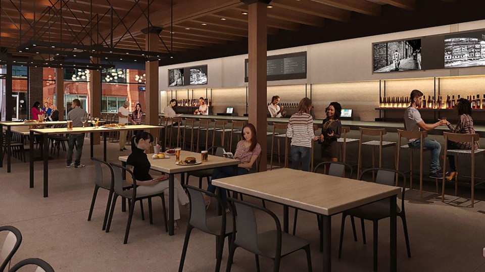Chicago's Newest Food Hall Will Debut Five Restaurants This Summer