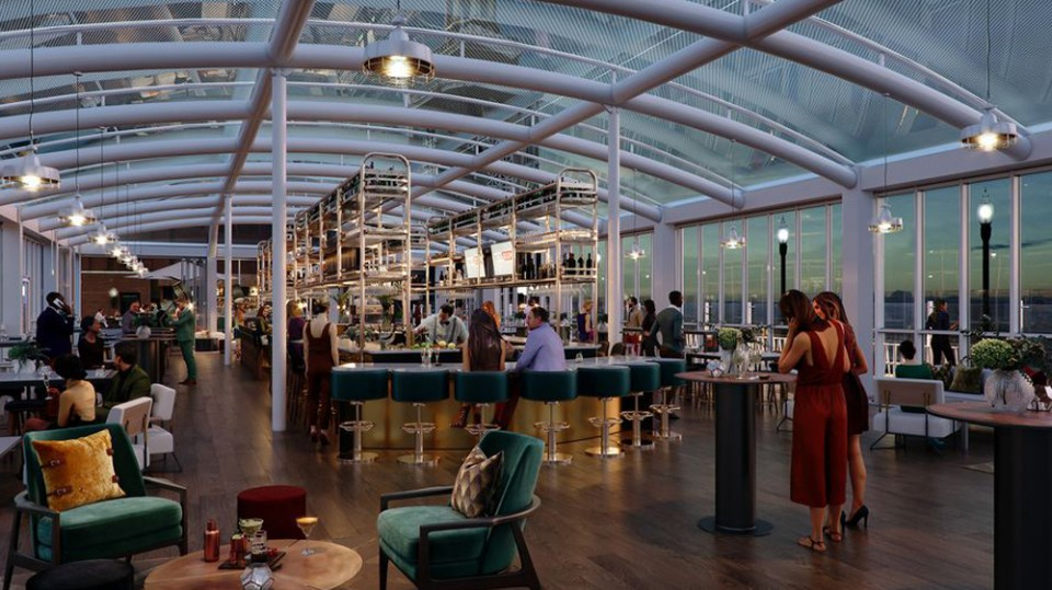 'Nation's Largest' Rooftop Bar Is Coming Soon to Navy Pier