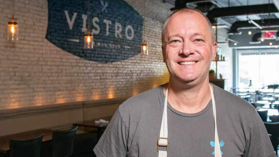 Chef Paul Virant Showcases The Midwest And Beyond